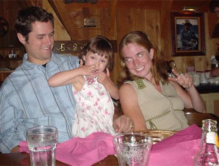 Gabriel, Kristin and Brie