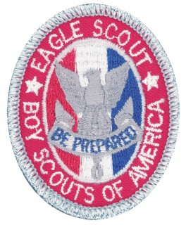 Eagle Scout Patch