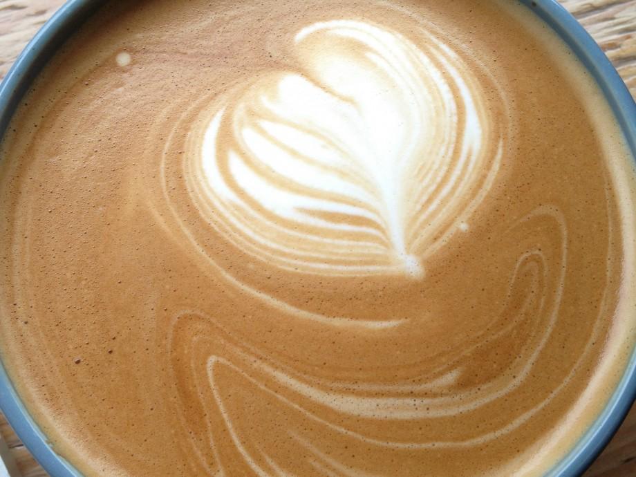 Very delicious latte