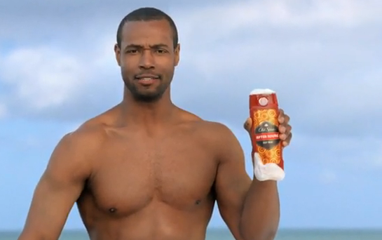 Top 10 Funniest new Old Spice commercials by Isaiah ...